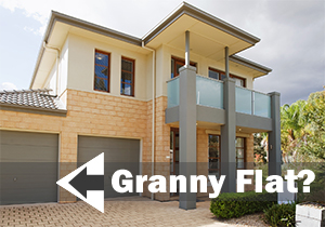 Turning A Double Garage Into Granny Flat